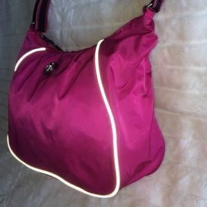 🔹LULULEMON 🔸IVIVVA Pink Messenger Bag Lululemon
